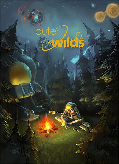 Picture of a game: Outer Wilds