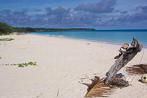 Ouvéa atoll