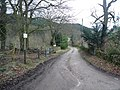 Overton - Path to Cottages - geograph.org.uk - 348132.jpg