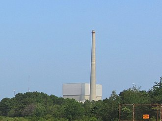 Oyster Creek Nuclear Generating Station - Image: Oyster Creek