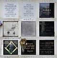 Père-Lachaise - Division 87 - Columbarium - Albert Schmit 01.jpg