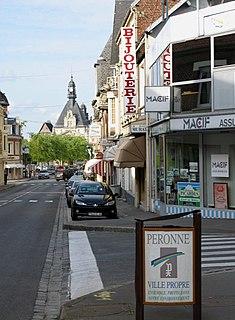 Péronne, Somme Subprefecture and commune in Hauts-de-France, France