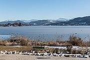Pörtschach Johannaweg Park Blick auf den Wörther See 16022017 6298.jpg