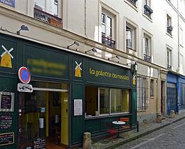 Rue v ron wikip dia for Garage alfortville rue veron