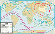 PLA ballistic missiles range