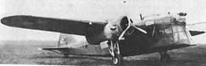 LWS-6 Żubr - PZL.30 Żubr