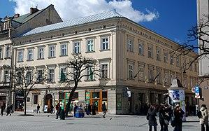 House of Małachowski (Nałęcz) - Image: Pałac Małachowskich, Kraków 02