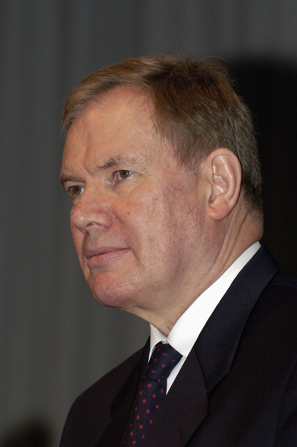 Paavo Lipponen 2004