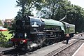Paignton - 60163 being serviced for Torbay Express 2017.JPG