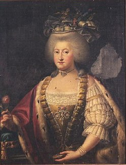 Painting of Marie Clotilde of France while Princess of Piedmont.jpg