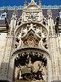 Palais des Ducs de Lorraine Fronton sculpté de la porte principale Nancy Meurthe-et-Moselle France.jpg