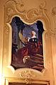 Palazzo chigi saracini, sala da concerto, affreschi di arturo vigilardi, 02 Giovanni Pierluigi da Palestrina.JPG