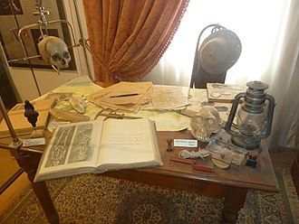 Natural History Museum of the University of Pisa - Palaeoanthropology (history).