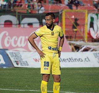 Ronald de la Fuente Chilean association football player