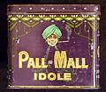 Pall-Mall Idole cigarettes tin, front.JPG