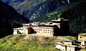 Pema Tönyö Nyinje - Palpung Monastery, Derge, Tibet Autonomous Region