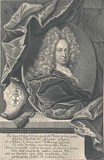 Johann Philipp Palthen German historian