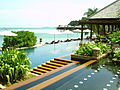 Pangkor Laut - Pool view.JPG