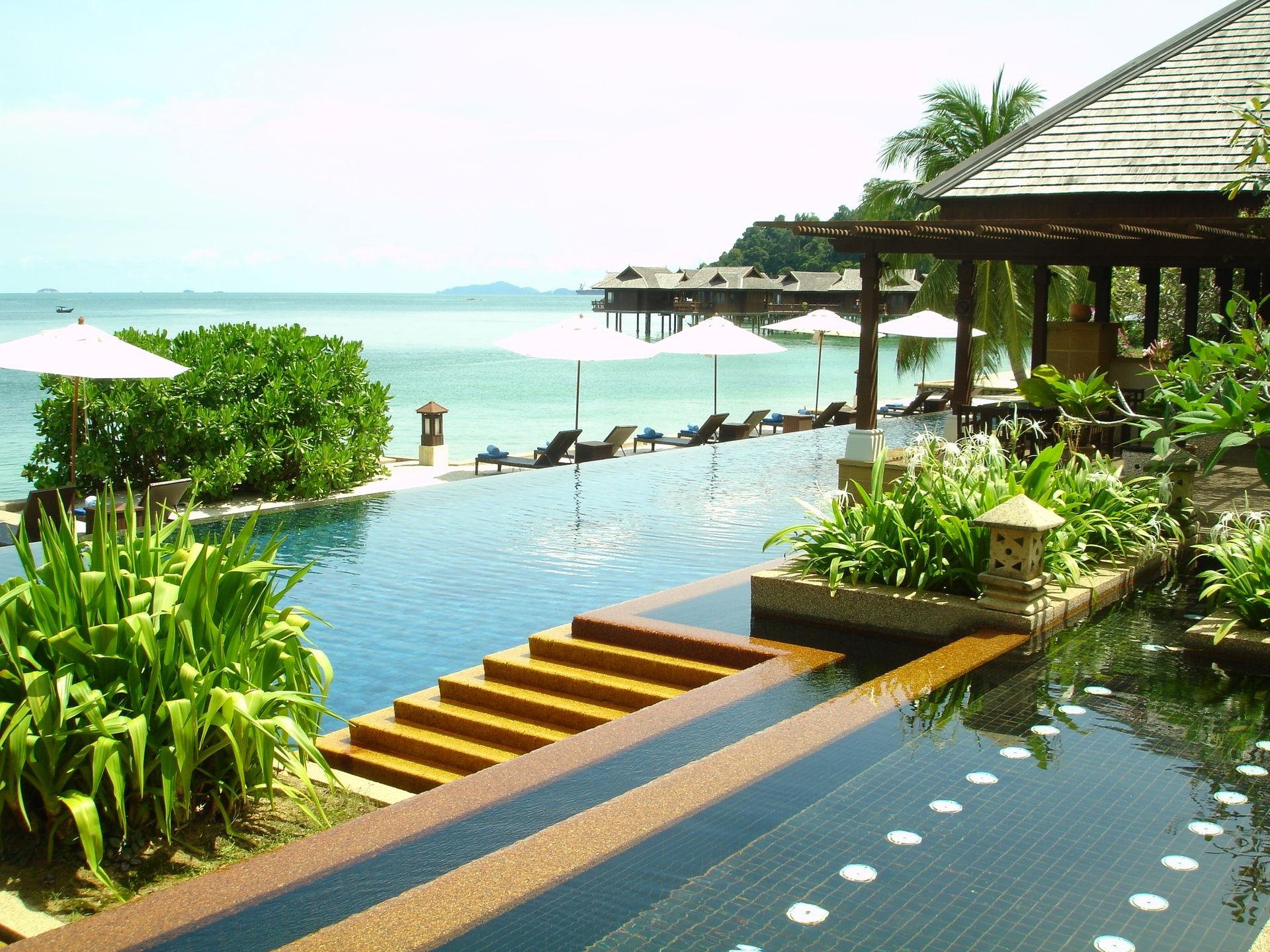 Pangkor Laut Island Resort Package