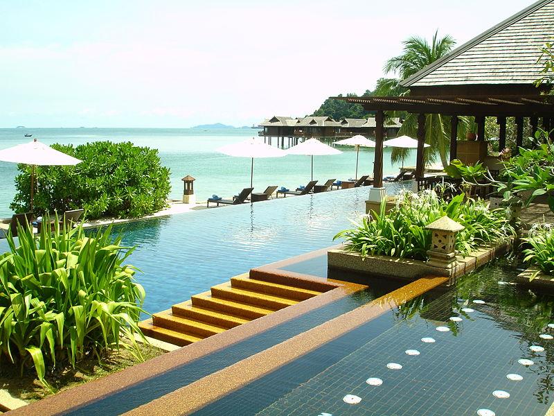 Pangkor Beach Resort Chalet