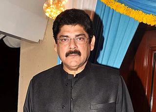 Pankaj Dheer Indian actor
