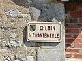 Panneau Chemin de Chantemerle (Sougères-en-Puisaye).JPG