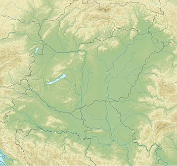 List Of Rivers Of Hungary Wikipedia