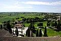 Panorama dal campanile del Complesso della Basilica Patriarcale (6073907778).jpg