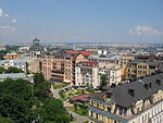 Panorama of Kyiv from Saint Sophia Monastery 6.jpg