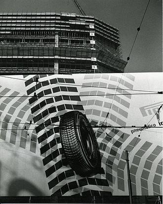 Pirelli Tower - Image: Paolo Monti Servizio fotografico (Milano, 1958) BEIC 6338547