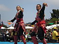 Parangal Dance Co. performing Pangalay at 14th AF-AFC 2.JPG