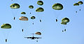 Paratroopers of the U.S. Army's 4th Brigade Combat Team (Airborne) 25th Infantry Division parachute over the Malemute Drop Zone at Joint Base Elmendorf-Richardson, Alaska, on April 17, 2013 130417-F-LX370-462.jpg