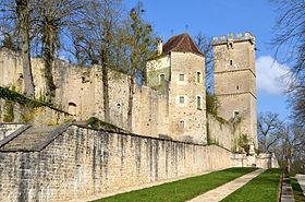 Image illustrative de l'article Château de Montbard
