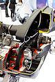 Paris - Salon de la moto 2011 - Piaggio - coupe de moteur - 002.jpg