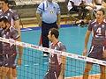 Paris Volley - Lokomotiv Belgorod, CEV Champions League, 6 November 2014 - 06.JPG