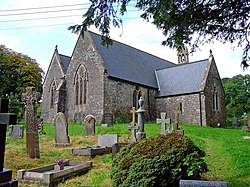 Parish Church, Lampeter Velfrey - geograph.org.uk - 960474.jpg