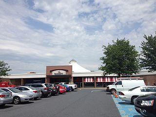 Park City Center shopping mall in Pennsylvania