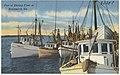 Part of shrimp fleet at Brunswick, Ga. (8367044083).jpg