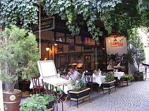 Eminönü - A restaurant in Eminönü