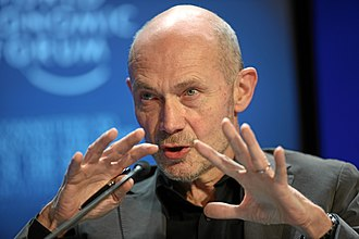 Pascal Lamy - Lamy during the WEF 2010