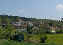 Skyline of Paseky