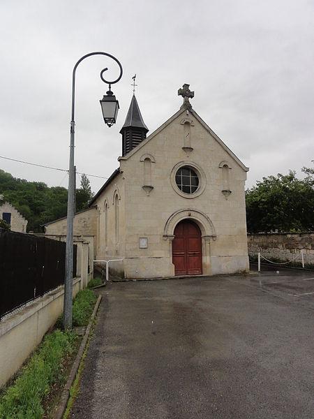Pasly (Aisne) église