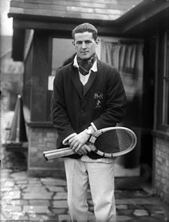 Pat Spence South African tennis player