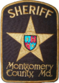 Patch of the Montgomery County Sheriff's Office (former).png