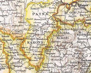 Patna (princely state)