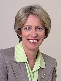 Patricia Hewitt British politician