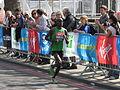 Patrick Makau, London Marathon 2011.jpg