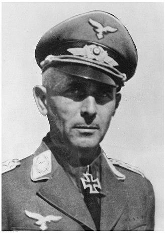 1st Fallschirm-Panzer Division Hermann Göring - Image: Paul Conrath (1896 1979)