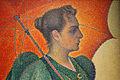 Paul signac, donna con l'ombrello, 1893, 02.JPG
