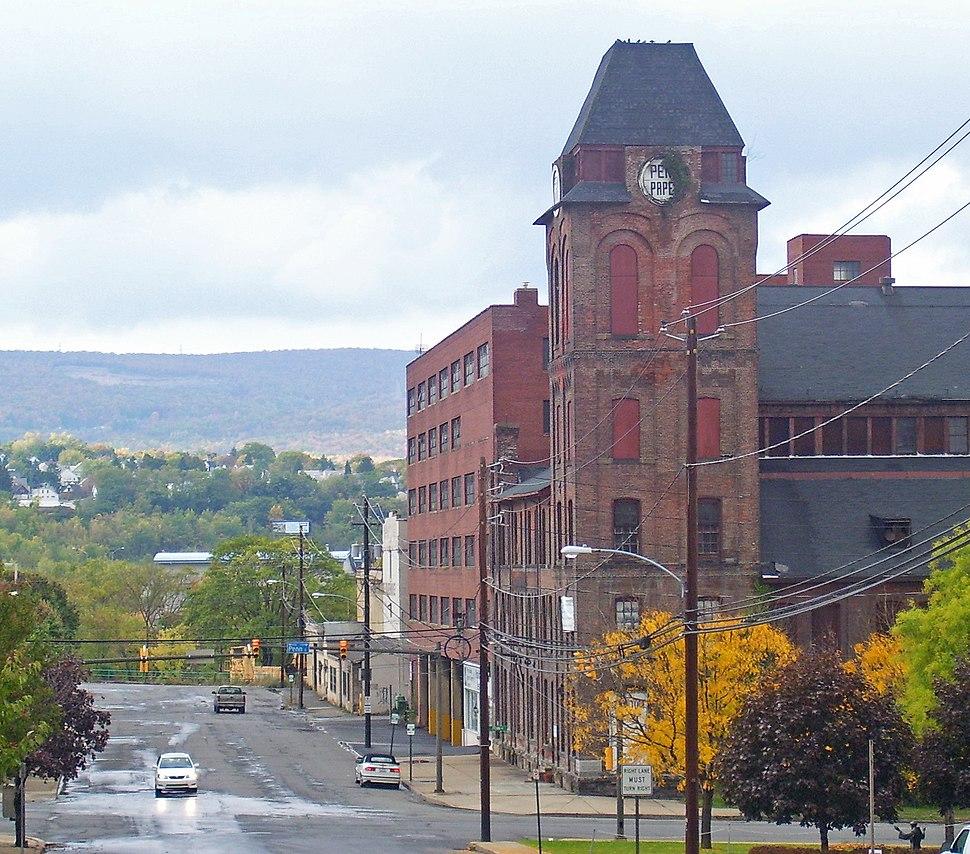Pennsylvania Paper & Supply Company tower
